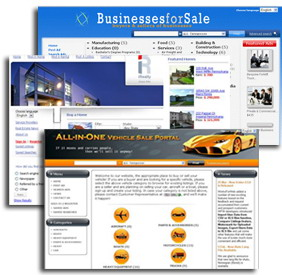 Online Classifieds Business based on iLister listng script
