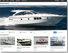 iLister Boats Classified Software for Dealers &amp